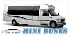 Mini Bus rental in Montreal, QC
