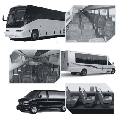 Montreal Coach Bus rental