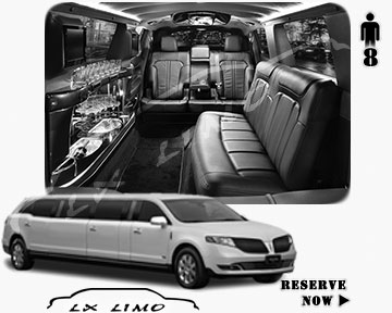 Stretch Wedding Limo for hire in Montreal, ON, Canada