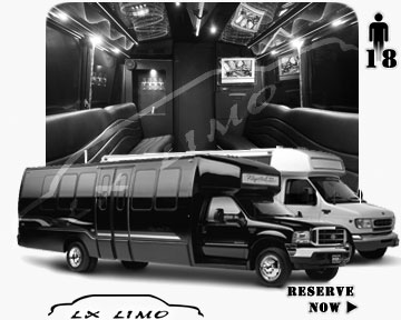 Montreal Party Bus party Bus | 18 passenger PartyBus in Montreal